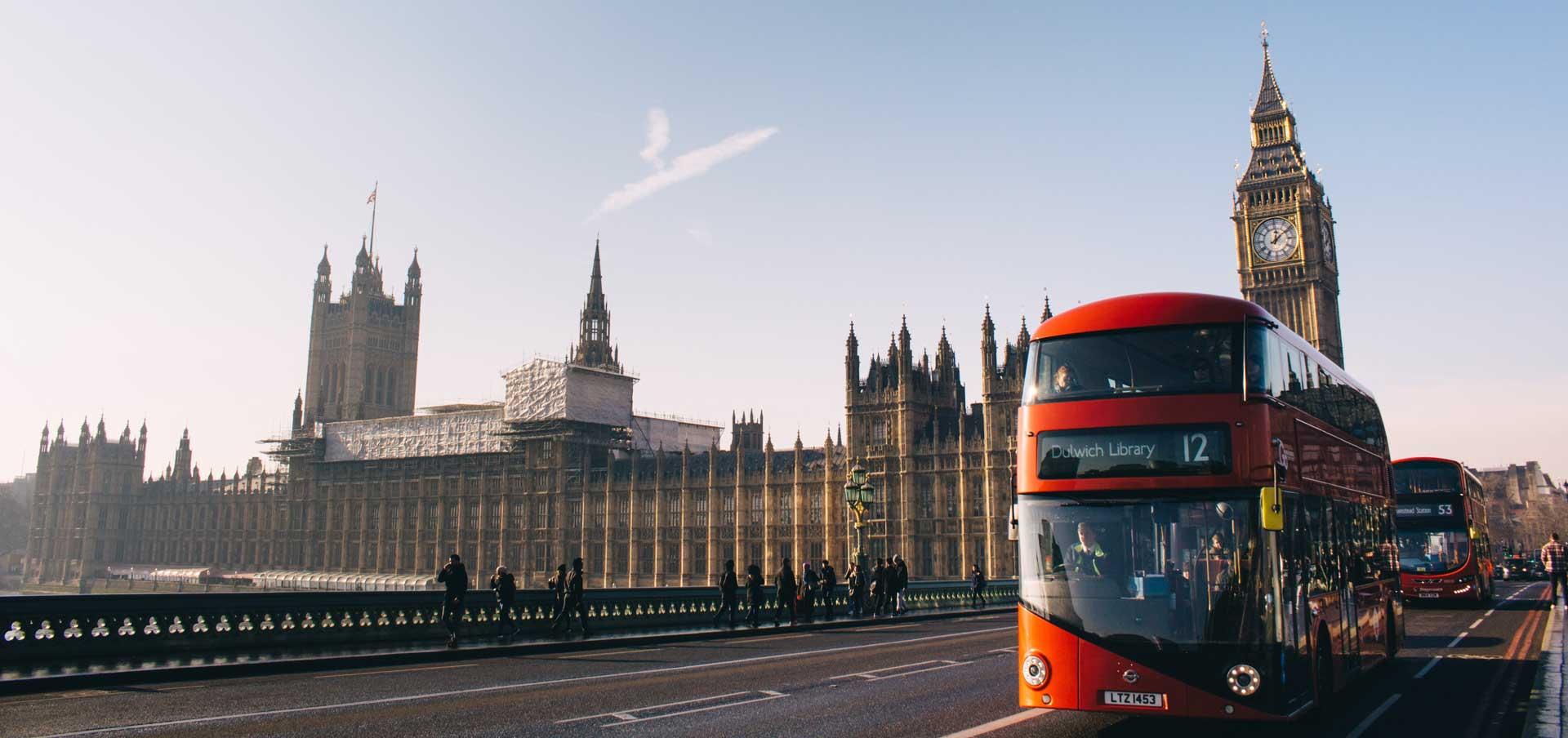Самолетна екскурзия до Лондон