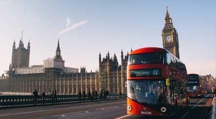 Екскурзии в Северна Европа и Великобритания