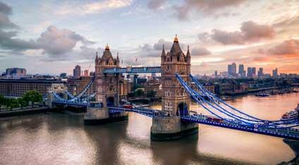 Екскурзии в Лондон