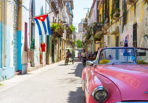 Cuba, Havana, Varadero
