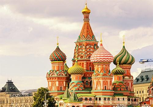 Екскурзии в Русия