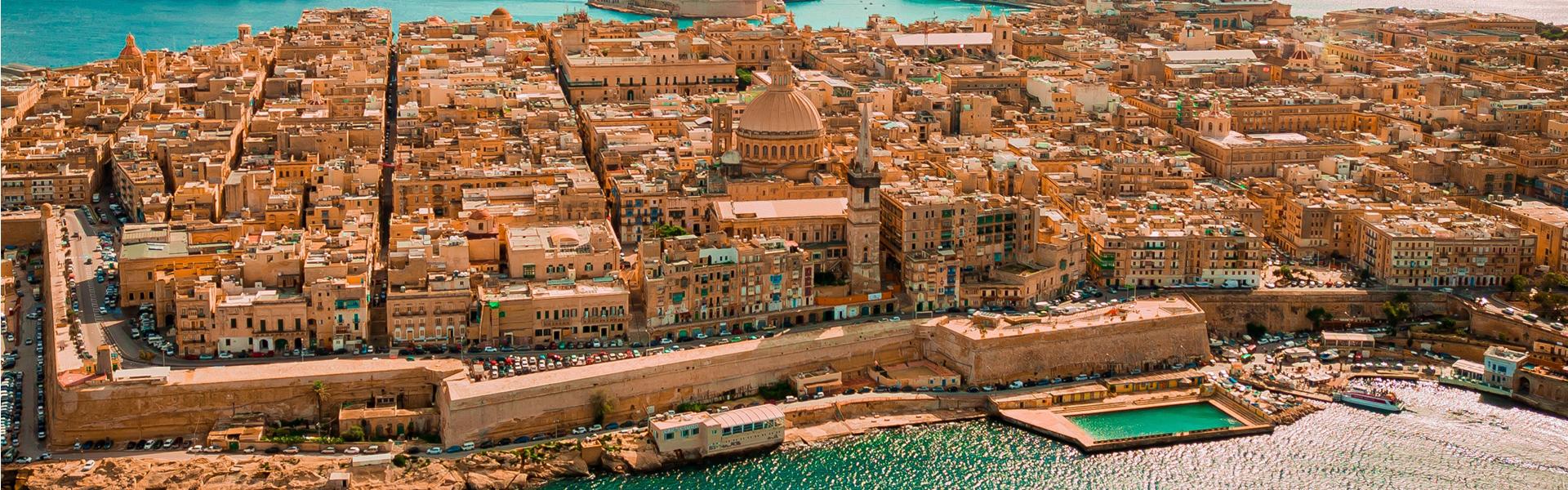 Самолетна екскурзия в Малта