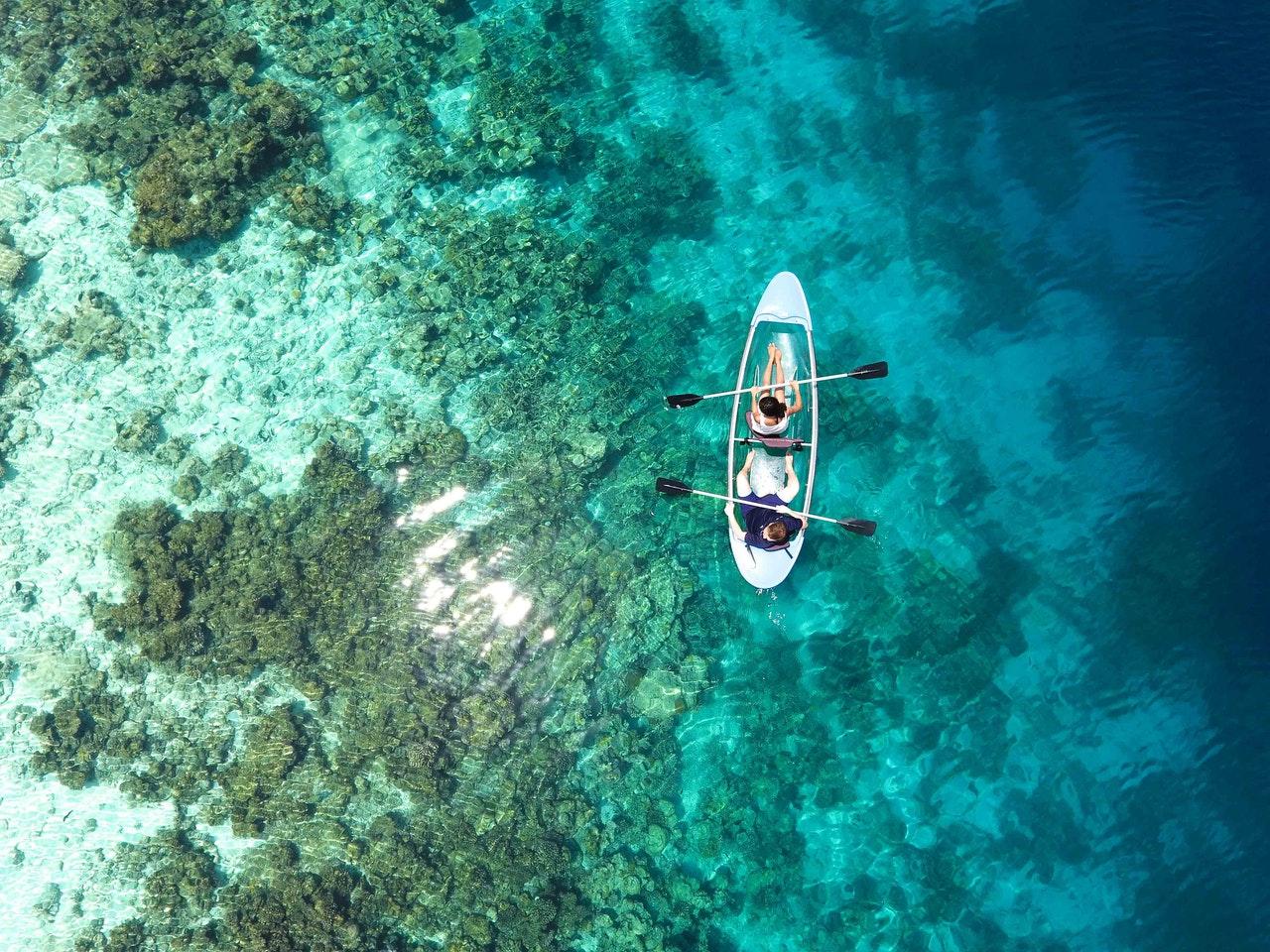 Релаксирайте на Малдивите