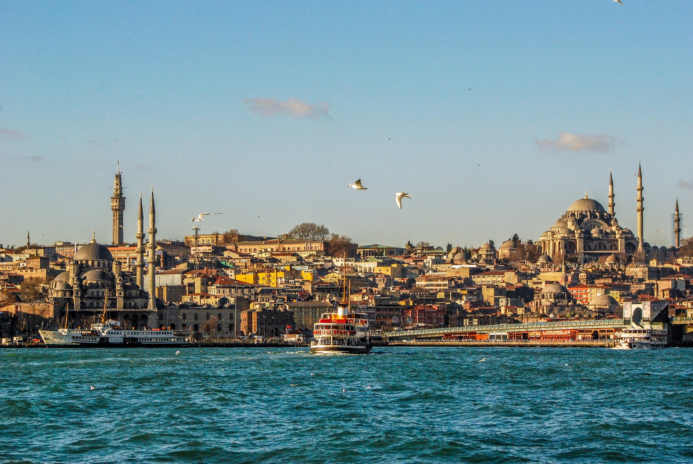 От Рим до Истанбул – между два свята
